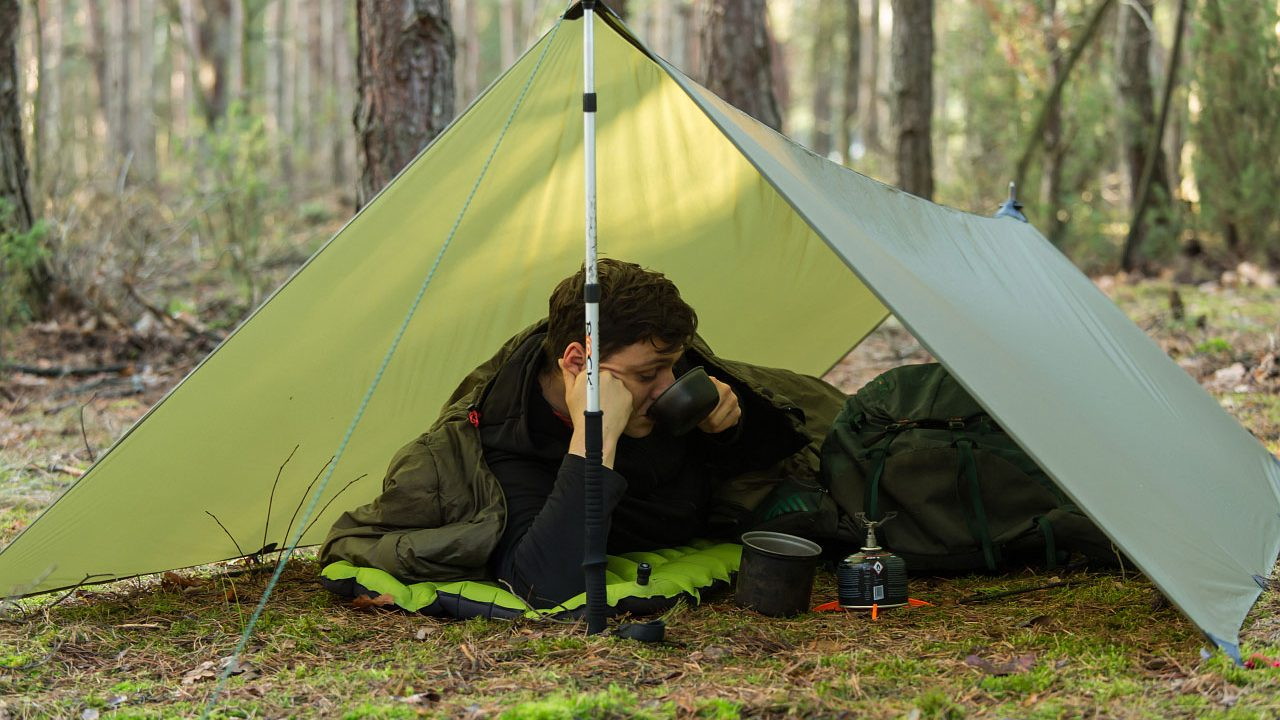 GROZA SOLO Tarptent